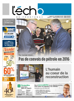 Volume 87 no 6 - 5 f�vrier 2016