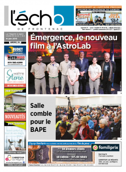Volume 90 no 24 - 14  juin 2019
