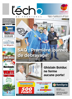 Volume 89 no 29 - 20 juillet 2018
