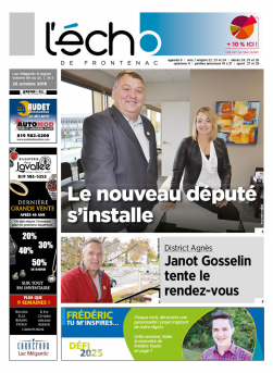 volume 89 no 43 - 26 octobre 2018